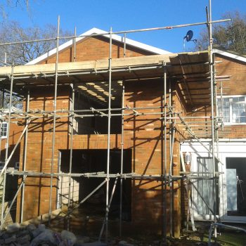 Extension Burghfield