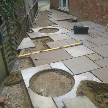 Patio Burghfield 1
