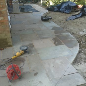 Patio Burghfield 2