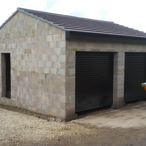 New Build Storage Units